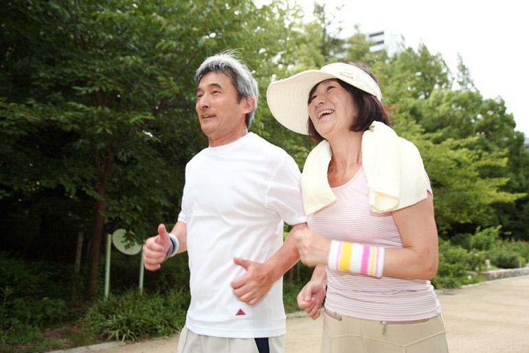 下肢静脈瘤にならないために 適度な運動